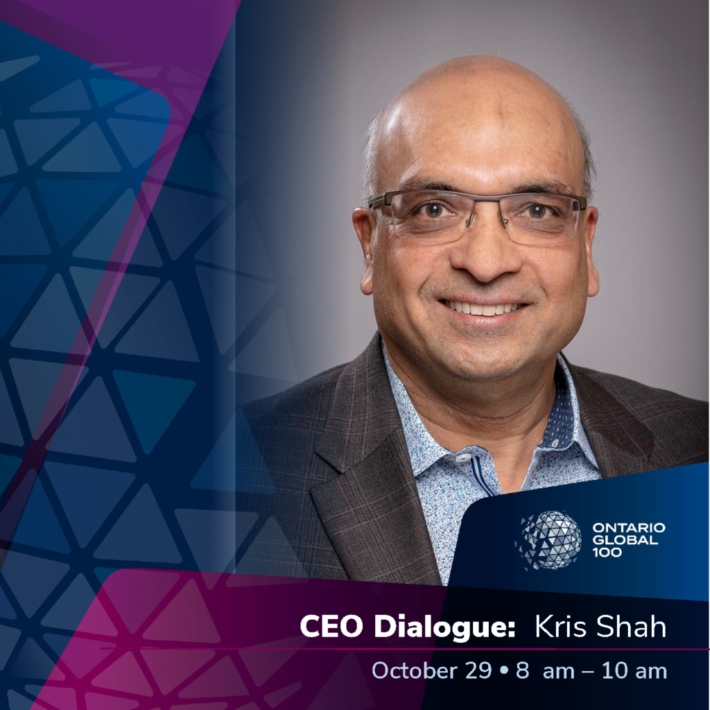 CEO Dialogue with Kris Shah